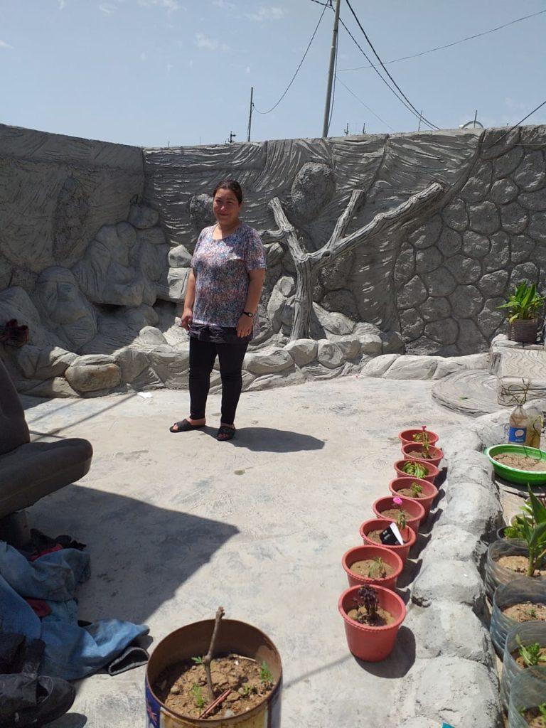2019 Lemon Tree Trust garden competitions - Gawillan camp - runner-up - Bnken Akram