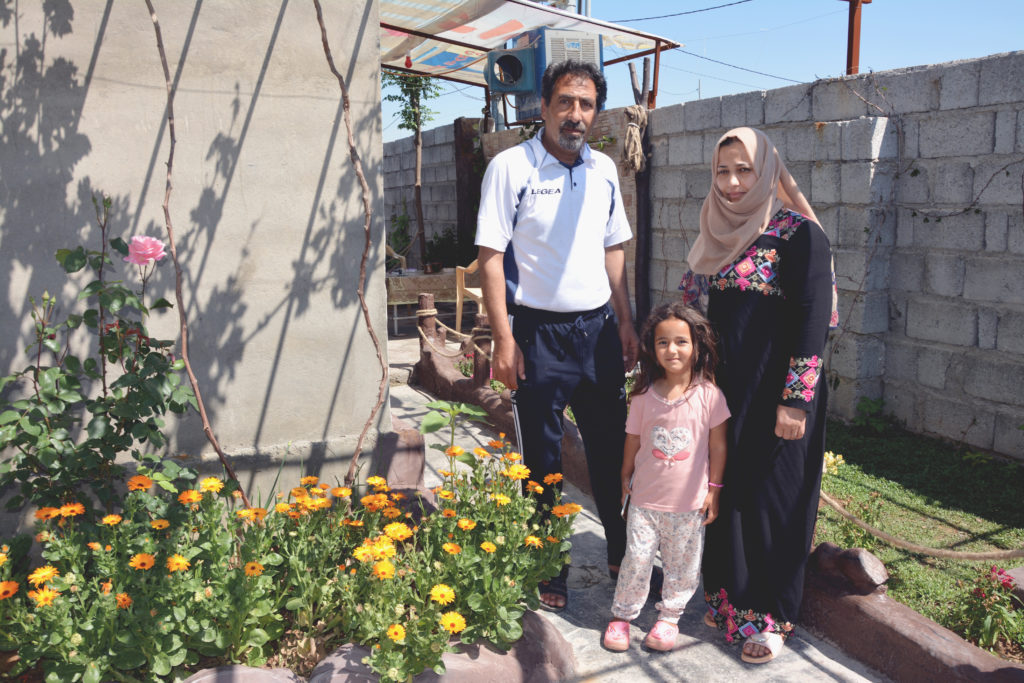 2019 Lemon Tree Trust garden competitions - Gawillan camp - 2nd place prize winner - Alaa Aldein Aeyo