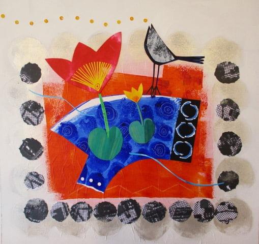 'Despite Everything' illustration by Linda Combi