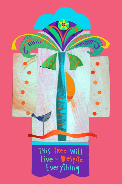 'This Tree' illustration by Linda Combi