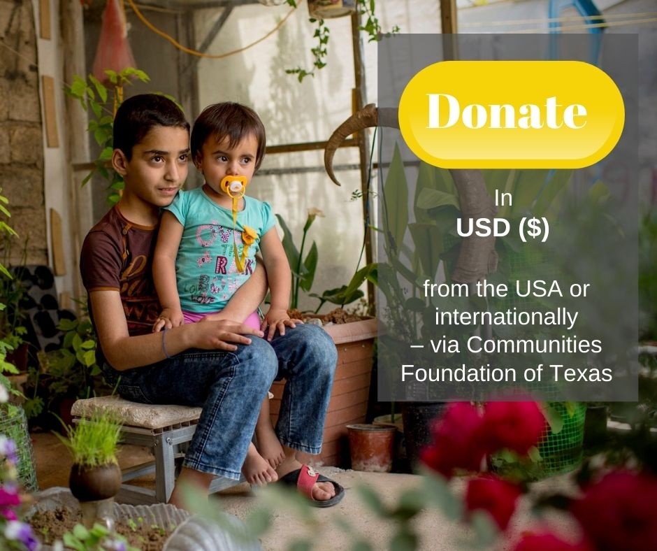 Donate in United States Dollar (USD)